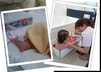 小児訪問看護イメージ